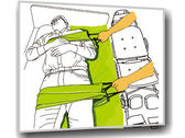【JUST 4U】Flyer移位滑板TV-120