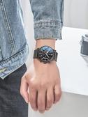 手錶男士2020新款概念防水時尚學生潮流運動全自動機械錶電子男錶 雙11提前購
