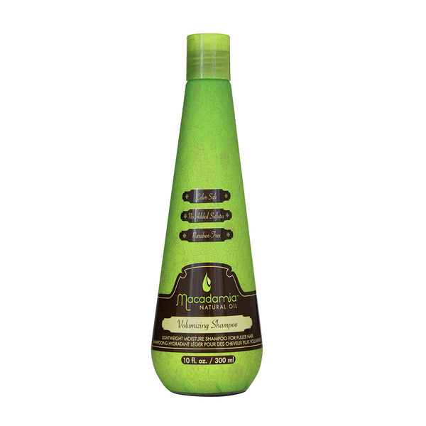 Macadamia Natural Oil 瑪卡奇蹟油 盈波髮浴 300ml (原廠公司貨) 【Emily 艾美麗】