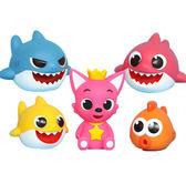 Pinkfong 碰碰狐 洗澡玩具系列 5款一套 TOYeGO 玩具e哥