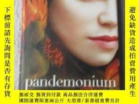 二手書博民逛書店Pandemonium罕見(Delirium Trilogy)