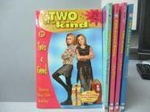 【書寶二手書T9/原文小說_MNW】Two of a Kind Diaries_Two of a Kind等_共5本合售