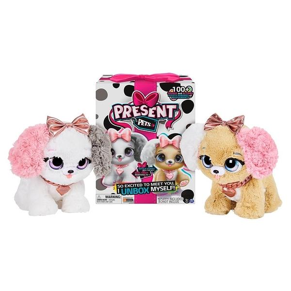 《 Present Pets 》驚喜禮物寶貝-花俏狗狗 隨機出貨) / JOYBUS玩具百貨