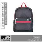 FX CREATIONS 後背包 FTX賽車包系列 賽車包68款(小) 筆電雙肩包 黑色 FTX69768A 得意時袋