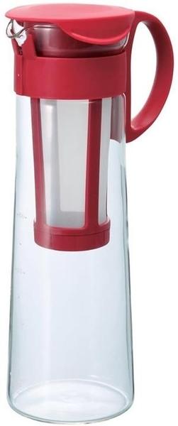 【日本代購】HARIO (哈裡歐) 滴濾式咖啡壺 1000ml 紅色 MCPN-14R