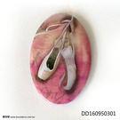*╮寶琦華Bourdance╭*義大利Dance Distribution進口商品☆DD芭蕾手繪風小圓鏡【DD16095030】