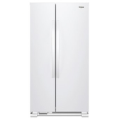 Whirlpool惠而浦 對開冰箱 740公升 WRS315SNHW(無製冰) 純白色 首豐家電