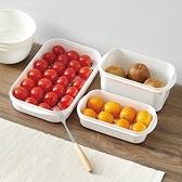 密封盒 保鮮盒 收納盒 350ml 飯盒 分類 置物盒 可微波 冰箱收納 純白微波保鮮盒【P301】生活家精品