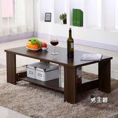 茶几簡約現代客廳邊幾家具儲物簡易茶幾雙層木質小茶幾小戶型桌子XW 特惠免運