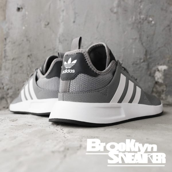 timeless design 55b82 c313d Adidas X_PLR 平民版NMD 灰 白 情侶 休閒 慢跑 男女 (布魯克林) 2018/7月 CQ2408