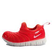 Nike Dynamo Free PS [343738-803] 中童鞋 慢跑 運動 休閒 舒適 透氣 紅 白