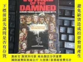 二手書博民逛書店Voyage罕見of the Damned【英文原版】1974一