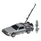 孩之寶 變形金剛 世代系列 D級豪華戰將 回到未來 聯名 時光車 GIGAWATT 千兆瓦 TOYeGO 玩具e哥