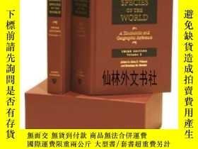 二手書博民逛書店【罕見】2005年出版 Mammal Species Of The WorldY27248 Don E. Wi