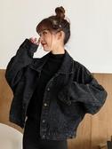 牛仔外套秋冬季牛仔外套女新款韓版寬鬆慵懶風短款百搭學生上衣潮  夏季上新