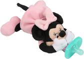 【愛吾兒】KIDS II Bright Starts Disney Baby 迪士尼安撫奶嘴布偶玩具-米妮