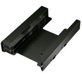 "ICY DOCK EZ-Fit PRO 全金屬無螺絲 雙 2.5"" HDD & SSD 轉 3.5"" 硬碟轉接架 MB082SP (不含線材)"