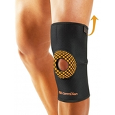 【恩悠數位】NU 鈦鍺能量 工學護膝套(XXL)