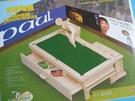 DIY木質3D立體拼圖(S-013撞球/桌球筆筒)/一個(#49)