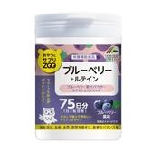 日本製ZOO UNIMAT RIKEN保健食品 -藍莓口味 葉黃素+維生素A 營養補給錠