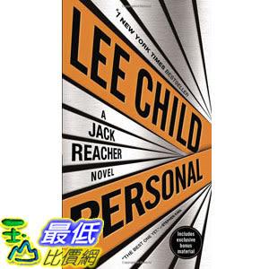 [104美國直購] 美國暢銷書排行榜 Personal (with bonus short story Not a Drill): A Jack Reacher Novel Paperback