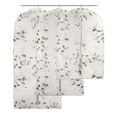 透明掛衣袋衣物防塵罩大衣防塵袋西裝袋子衣服罩衣服套衣罩防塵套大號