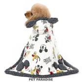 【PET PARADISE 寵物精品】DISNEY 2020新款 米奇耳朵造型懶人毯(3S/S) 寵物衣服 秋冬新品