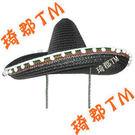 麥色超大墨西哥帽...