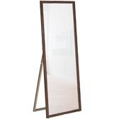 落地全身鏡 臥室穿衣鏡壁掛家居鏡置地大鏡子簡約立體試衣鏡