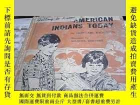 二手書博民逛書店Getting罕見to knaw AMERICAN INDIAN