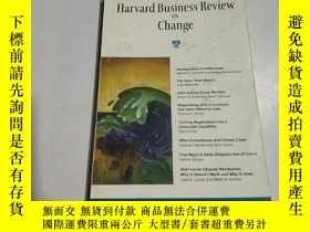 二手書博民逛書店Harvard罕見Business Review on Chan