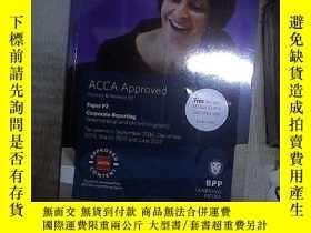 二手書博民逛書店ACCA罕見P2 Corporate Reporting (Practice & Revision Kit) AC