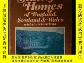 二手書博民逛書店Stately罕見homes of England, Scotl