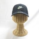 NIKE H86 SSNL CAP 老帽 運動帽 棒球帽 後可調 格紋 DC4049010 黑【iSport 愛運動】