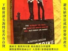 二手書博民逛書店KIKI罕見STRIKE INSIDE THE SHADOW C