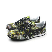 Onitsuka Tiger SERRANO 運動鞋 休閒鞋 黑色綠色 銀河 星空 女鞋 D643N-8990 no232