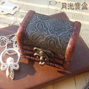古典小收納盒