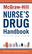 二手書博民逛書店 《McGraw-Hill Nurse s Drug Handbook, Sixth Edition》 R2Y ISBN:0071756094│Mcgraw-hill