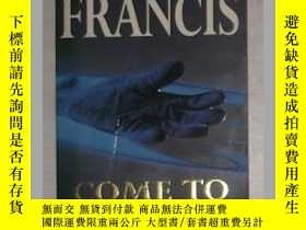 二手書博民逛書店英文原版罕見Come to Grief by Dick Fran