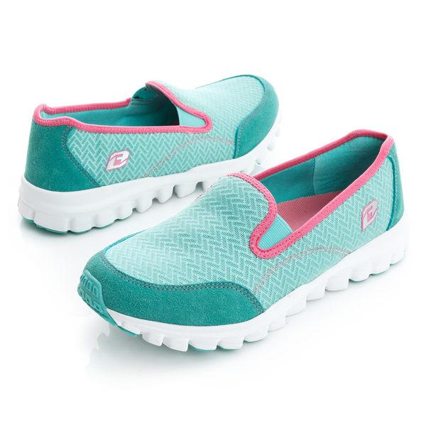 【La new outlet】輕便鞋 輕量休閒鞋 懶人鞋(女222622070)