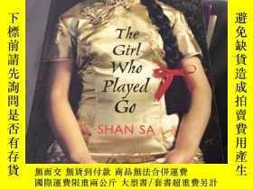 二手書博民逛書店The罕見girl who played goY267809 s