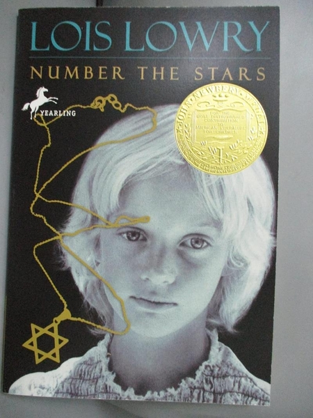 【書寶二手書T3/原文小說_IGC】Number the Stars_Lowry