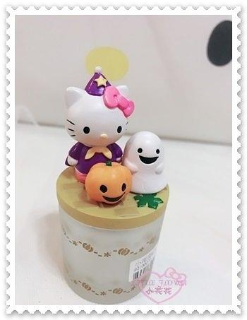 ♥小花花日本精品♥ Hello Kitty 收納盒 小物盒 飾品盒 南瓜 幽靈 魔法 萬聖節限定 89913000
