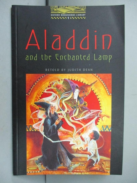 【書寶二手書T2/語言學習_NJL】Aladdin and the Enchanted Lamp: Level 1_Dean, Judith/ Hedge, Tricia (EDT)