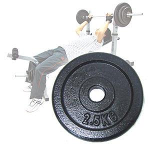2.5KG傳統鑄鐵槓片.重量訓練.舉重力.2.5公斤槓鈴.啞鈴.舉重訓.運動健身器材.便宜推薦.哪裡買專賣店