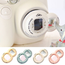 富士拍立得 mini8 8 mini7S  7S 基本圓形 近拍+自拍鏡
