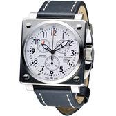 梭曼 REVUE THOMMEN 超級領航者飛行計時腕錶 16576.9133