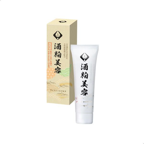 日本 美島水肌 酒粕面膜(體驗包) 15g ◆86小舖 ◆