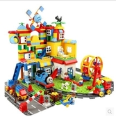 積木城市拼裝大顆粒兒童1-2-3-6周歲女孩男孩子玩具益智7主圖【快速出貨】