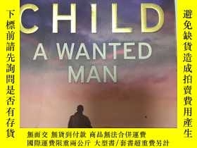 二手書博民逛書店a罕見wantedmanY2670 lee child bant